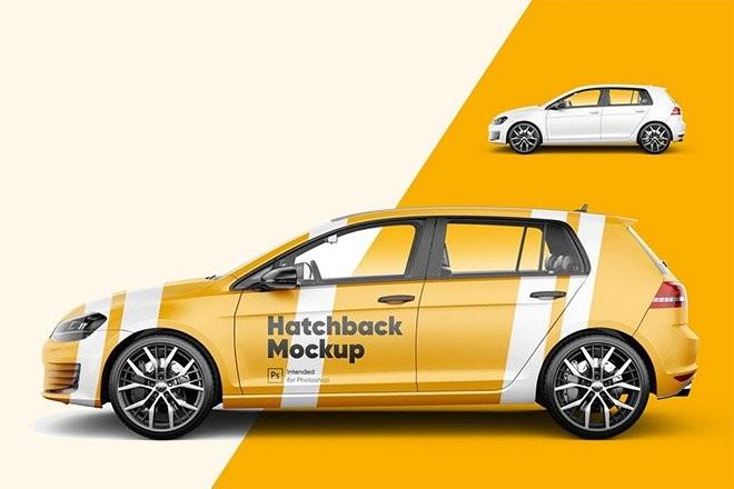 car-van-decal-wrap-mockup-templates 20+ Car & Van Decal and Wrap Mockup Templates design tips