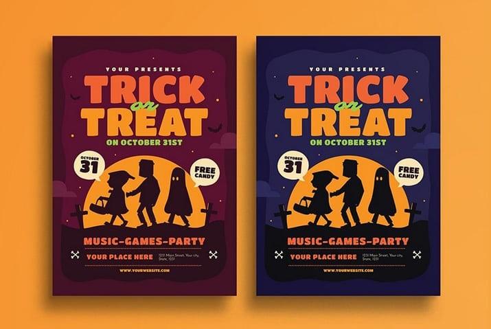 halloween-flyer-templates-1 20+ Halloween Flyer Templates design tips