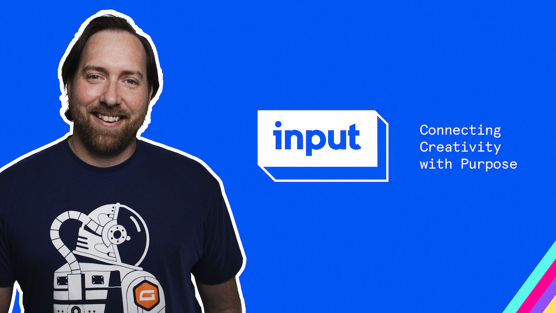 input-promo Gravity Forms Launches INPUT YouTube Channel and Podcast design tips
